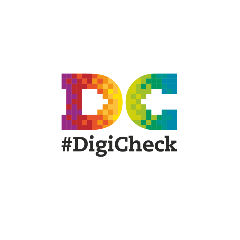 Logodesign #digicheck, Daniela Nachtigall Grafikdesign